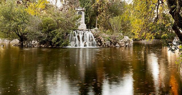 Parque de El Capricho de Madrid