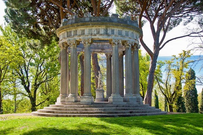 Visitamos el maravilloso parque de El Capricho en Madrid