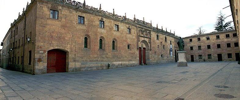 Patio de Escuelas de Salamanca