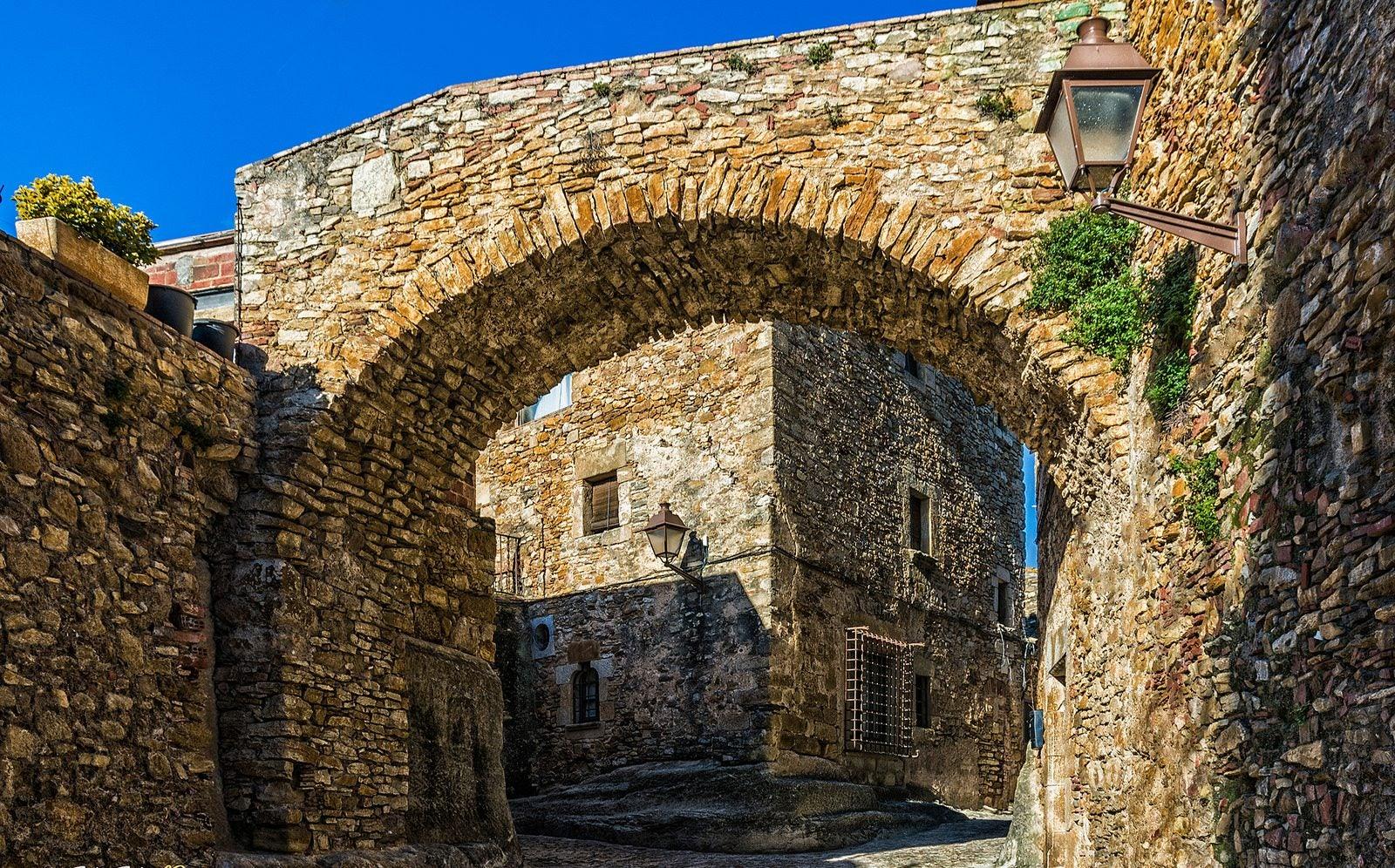 Peratallada en Girona