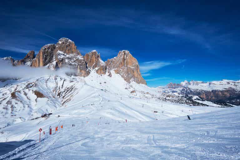 Las estaciones de esquí más grandes del mundo