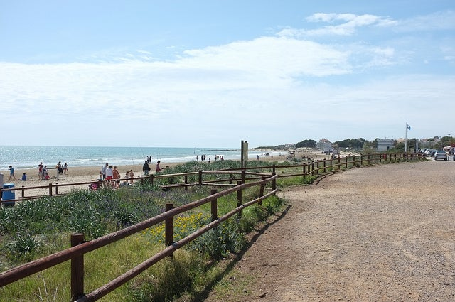 Playa Carregador Castellón