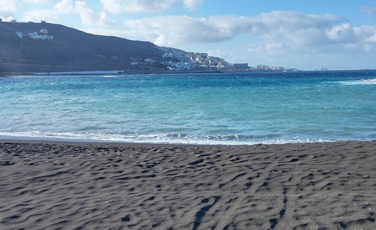 Playa de La Laja en Las Palmas