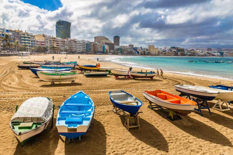 5 playas de Las Palmas que hay que visitar