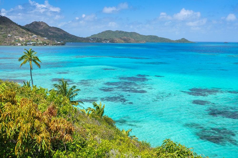 Isla Providencia en el Cribe