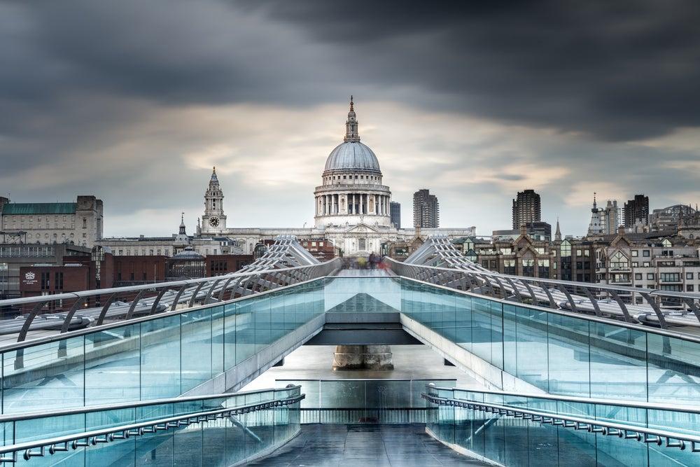 Puente del Milenio de Londres