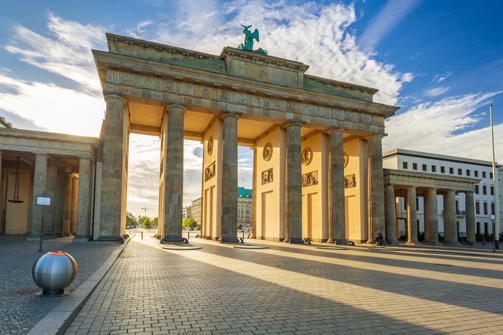 Cómo llegar a la Puerta de Brandenburgo de Berlín