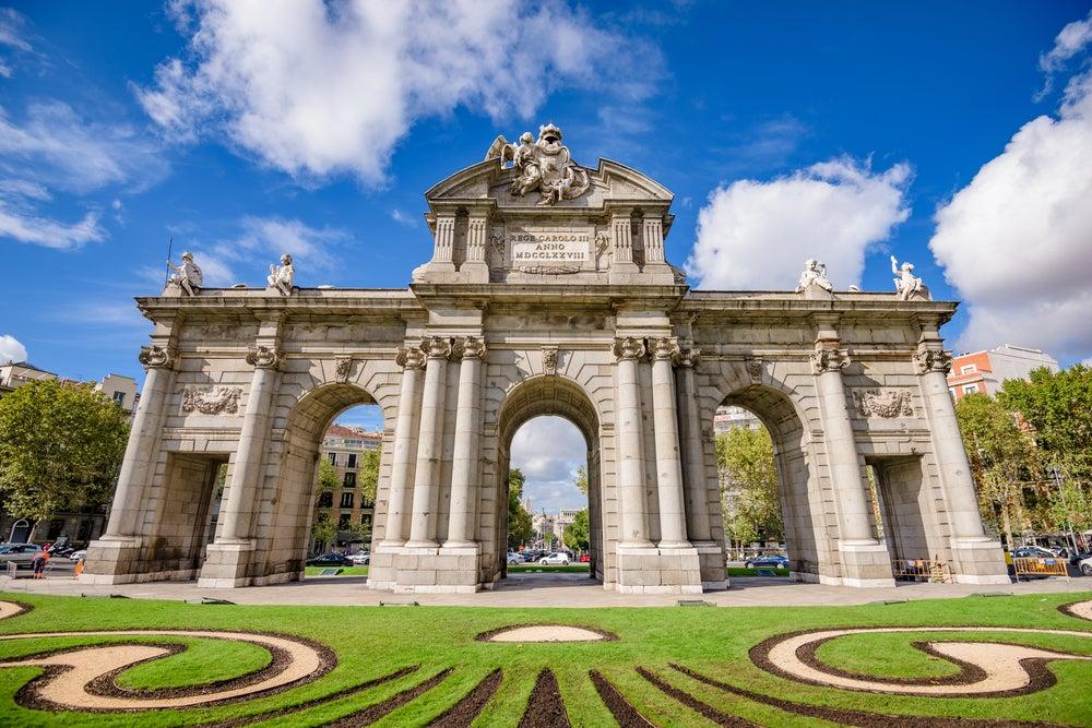 La Puerta de Alcalá: historia de uno de los símbolos de Madrid