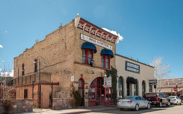 Red Garter Inn para a alojarte cerca del Gran Cañón