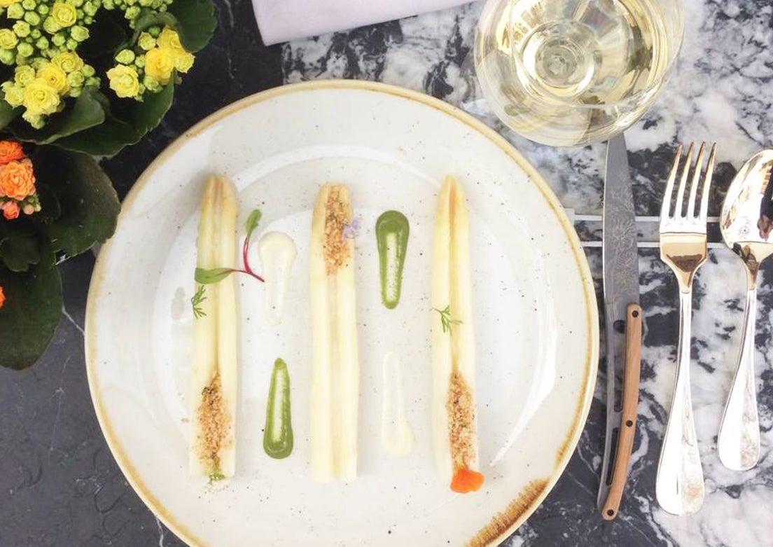 Restaurantes de Madrid: Dos Cielos
