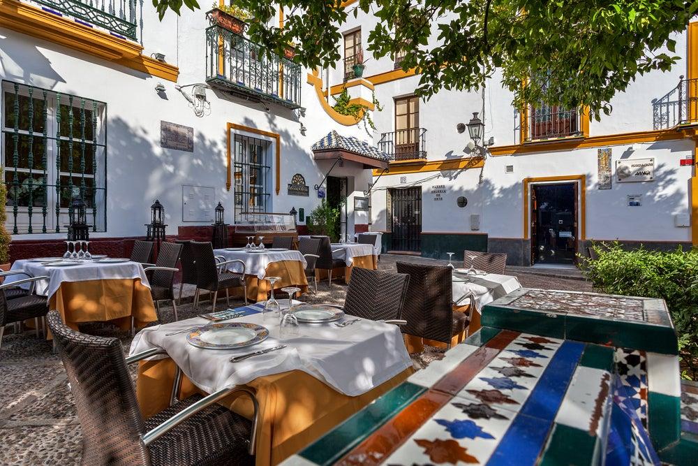 Dónde comer cerca de la catedral de Sevilla