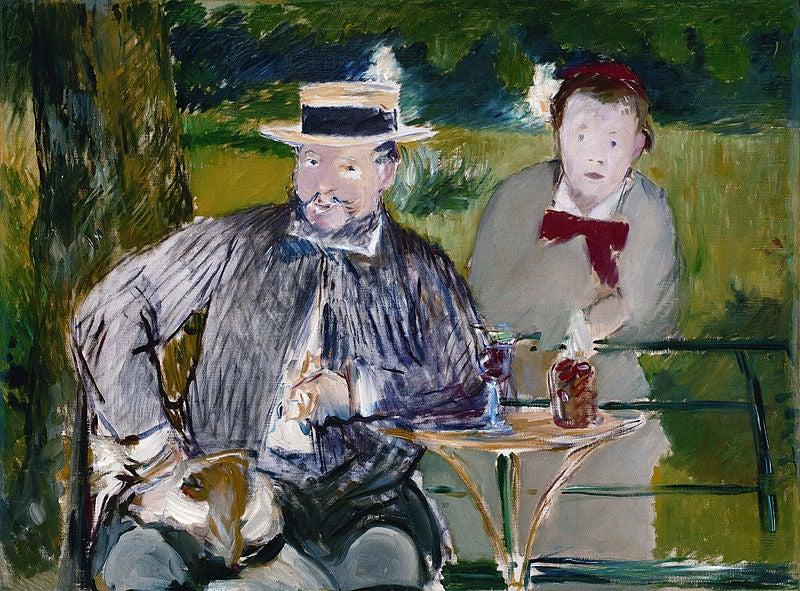 Édouard Manet y sus 12 obras más importantes