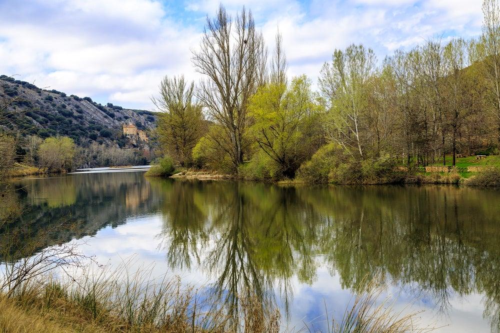 Río Duero en Soria