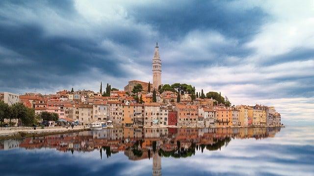Rovinj, uno de los pueblos maravillosos de Croacia