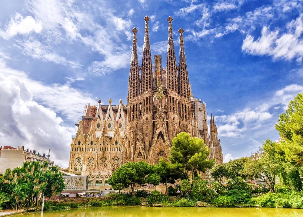 La mejor época para visitar la Sagrada Familia de Barcelona