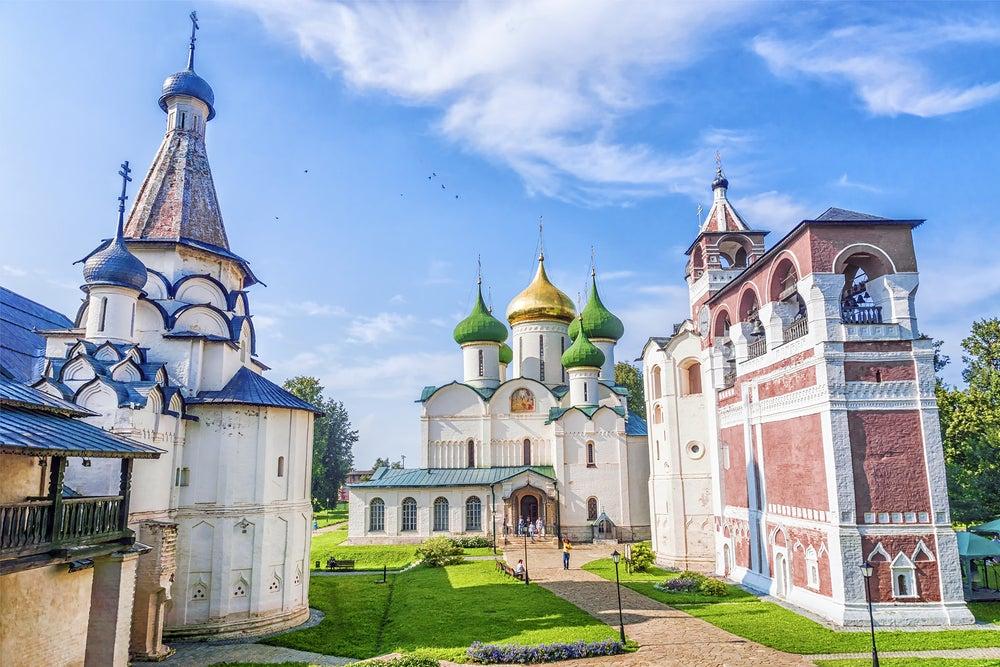 Iglesias de Rusia en Suzdal