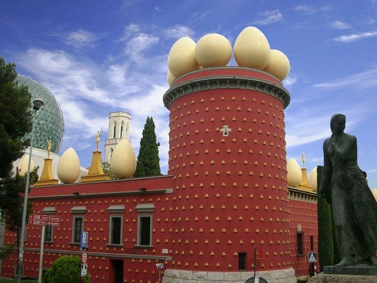 Salvador Dalí y los museos de su obra en España