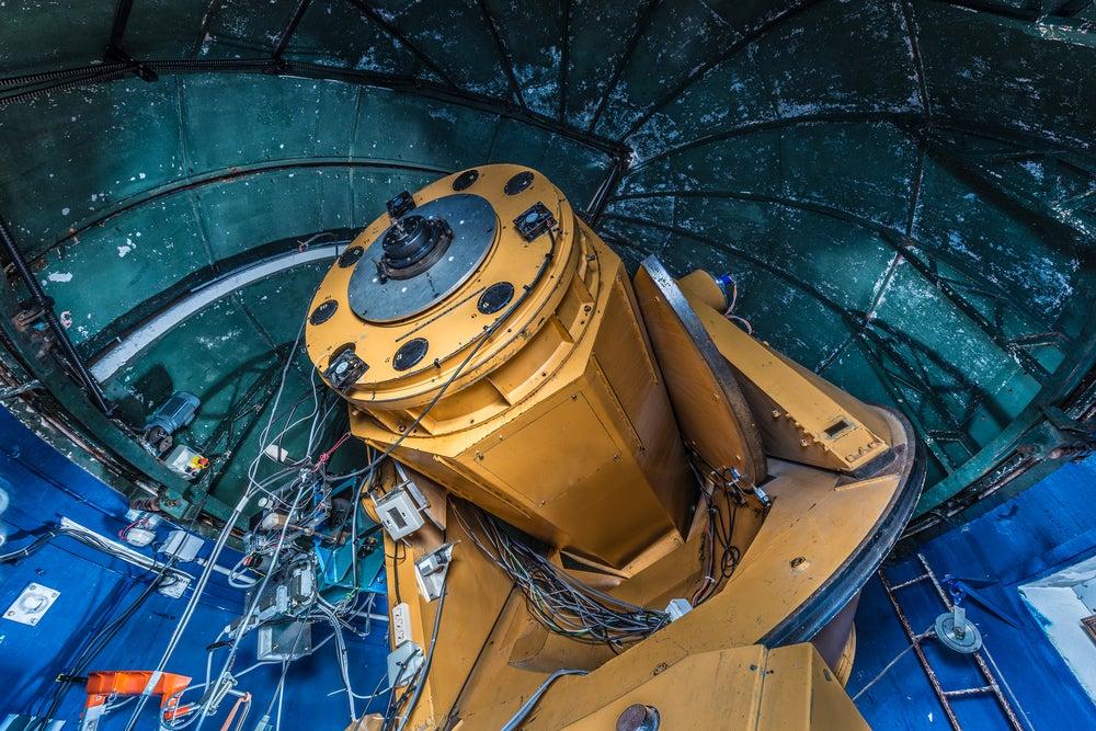 Telescopio de Midi de Bigorre
