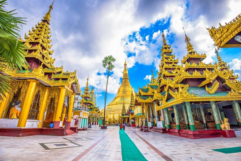6 curiosidades del espectacular templo de Yangón