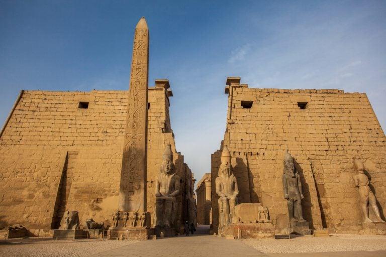 La mejor época para visitar el templo de Luxor