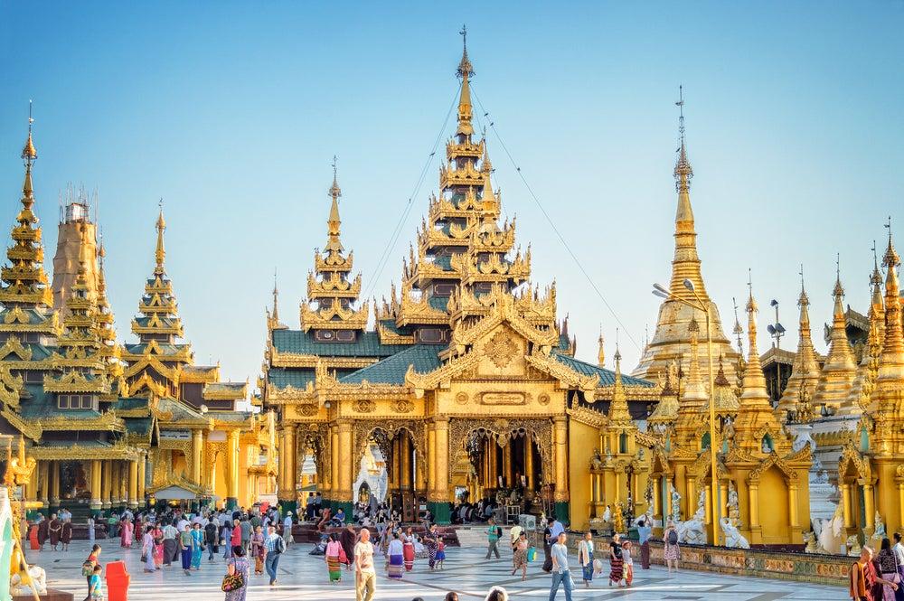 Templo de Yangón