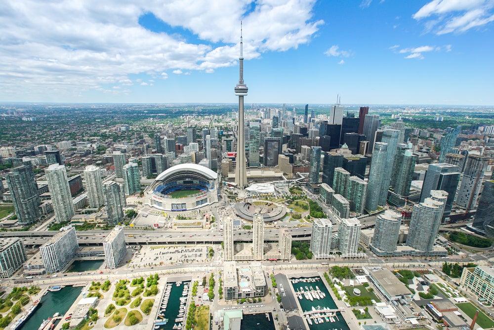 Torre CN en Downtown de Toronto