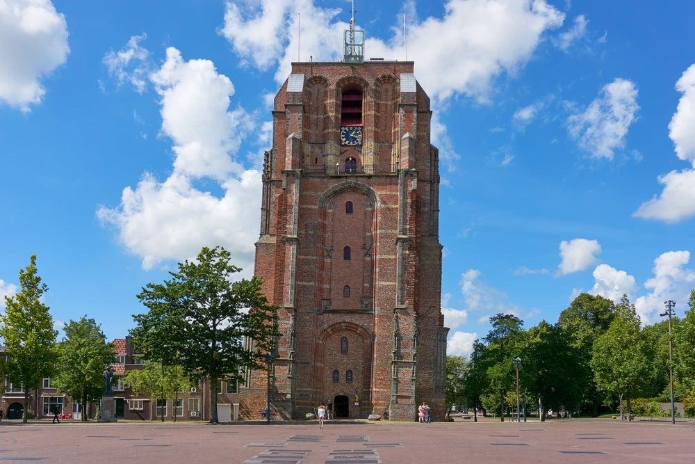 Torre Oldehove en Leeuwarden