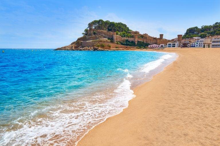 Tossa de Mar, un pueblo de película en la Costa Brava