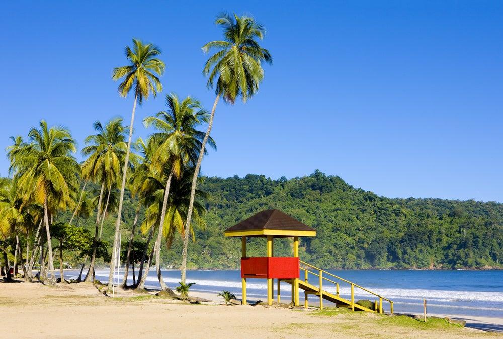 Trinidad en el Caribe