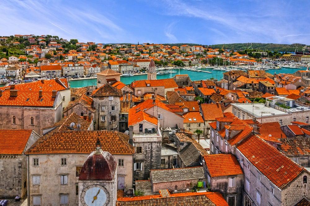 Trogir en Croacia