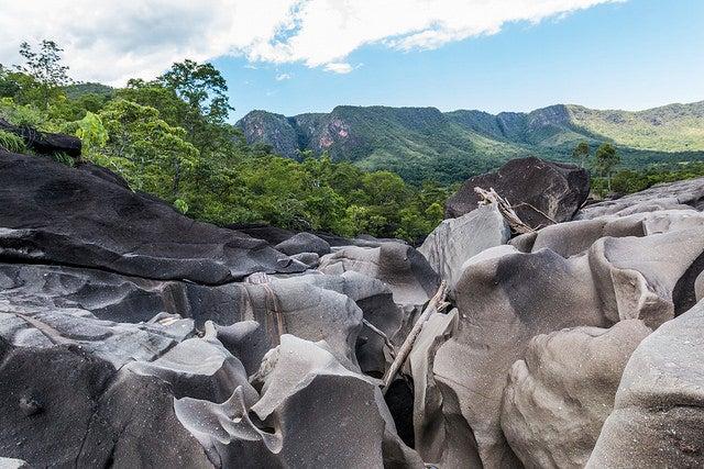 Valle de la Luna en Brasil
