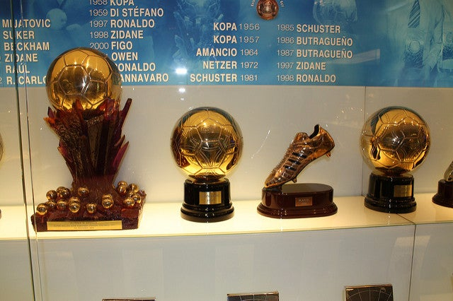 Trofeos del Real Madrid