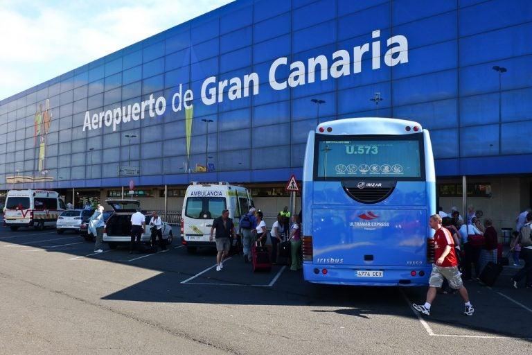 Cómo llegar al aeropuerto de Gran Canaria