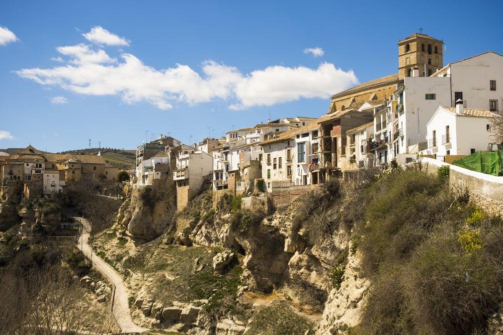 Los baños termales de Alhama de Granada