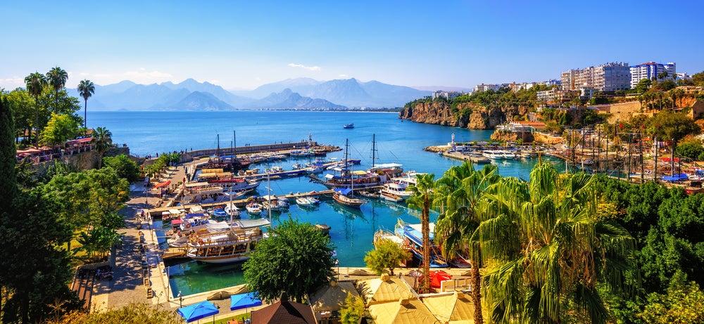 Antalya en Turquía