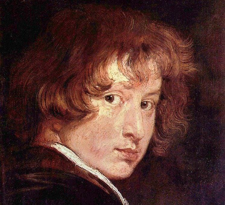 Autorretrato de Van Dyck