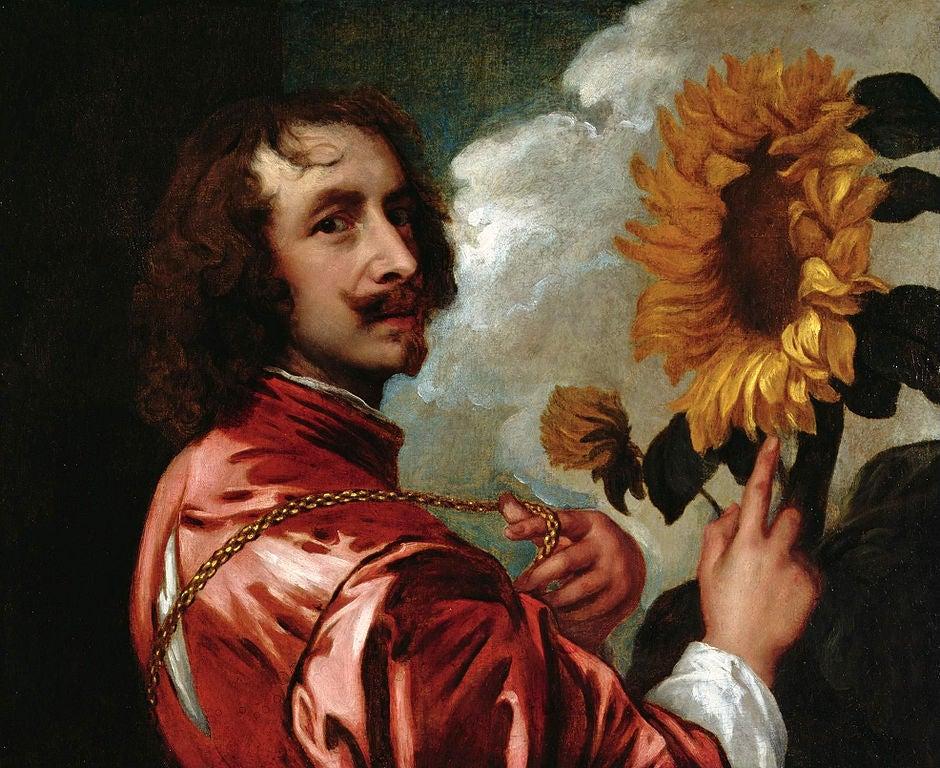 Anton van Dyck: disfrutamos con sus mejores obras
