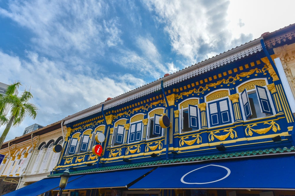 Arab Street en Kampong Glam