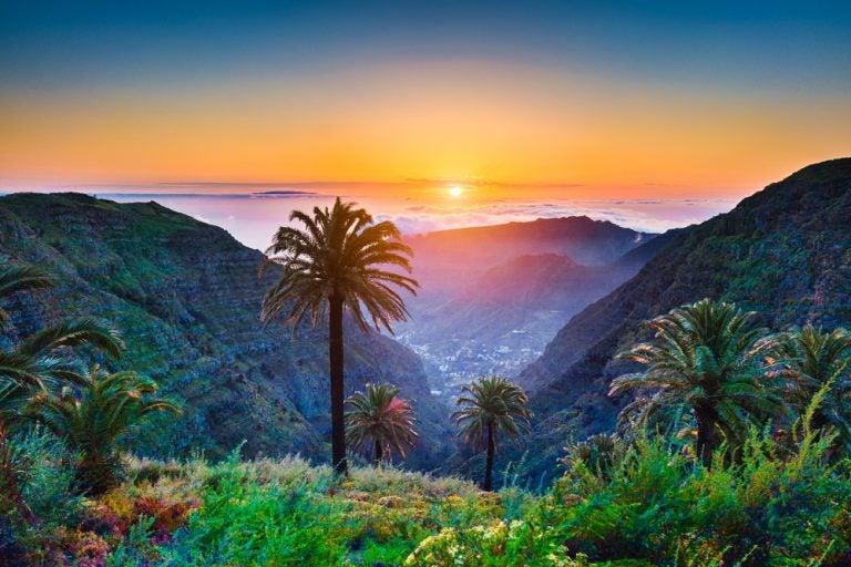 Disfruta de las mejores puestas de sol de España