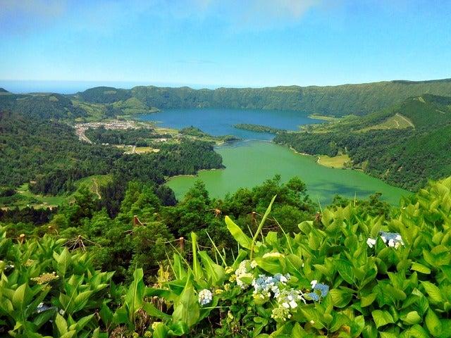 Azores, un destino para escapadas para días de calor