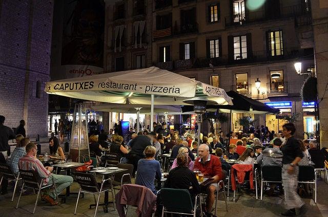 Barrio de Born en Barcelona