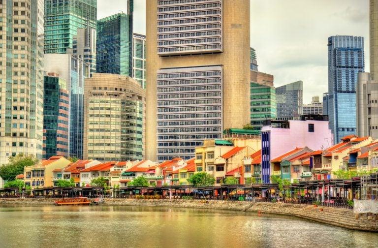 Boat Quay, la mejor zona para disfrutar de Singapur