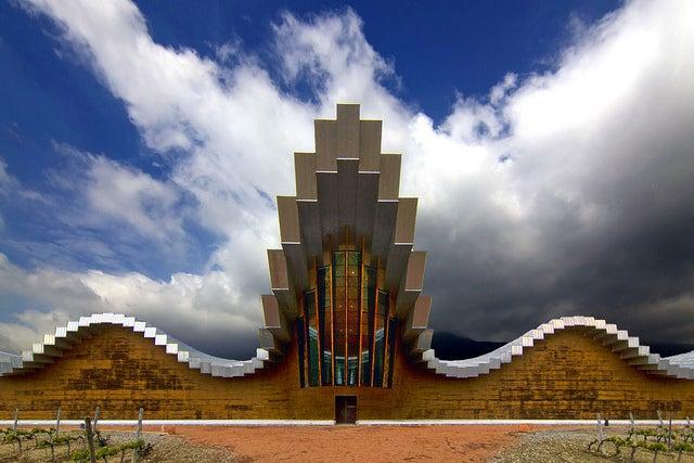 Bodegas Ysios en La Rioja