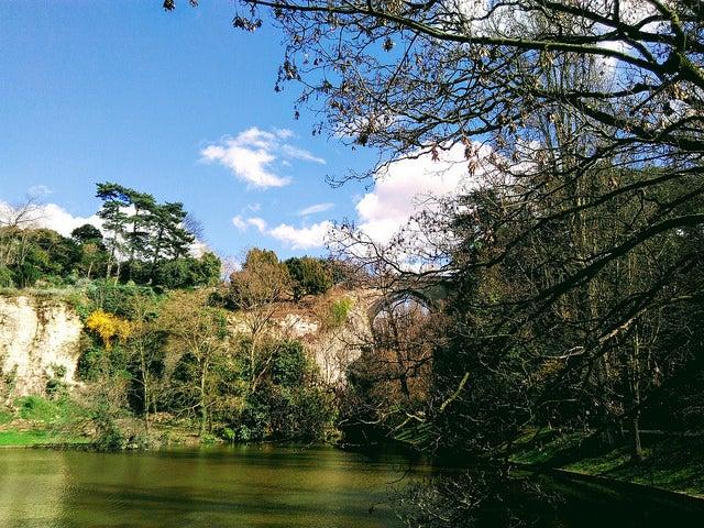 Parque Buttes-Chaumont