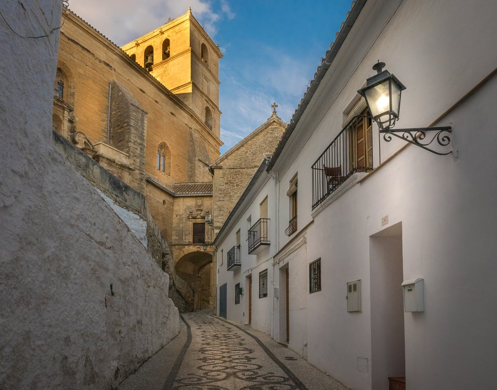 Calle de Alhama de Granada