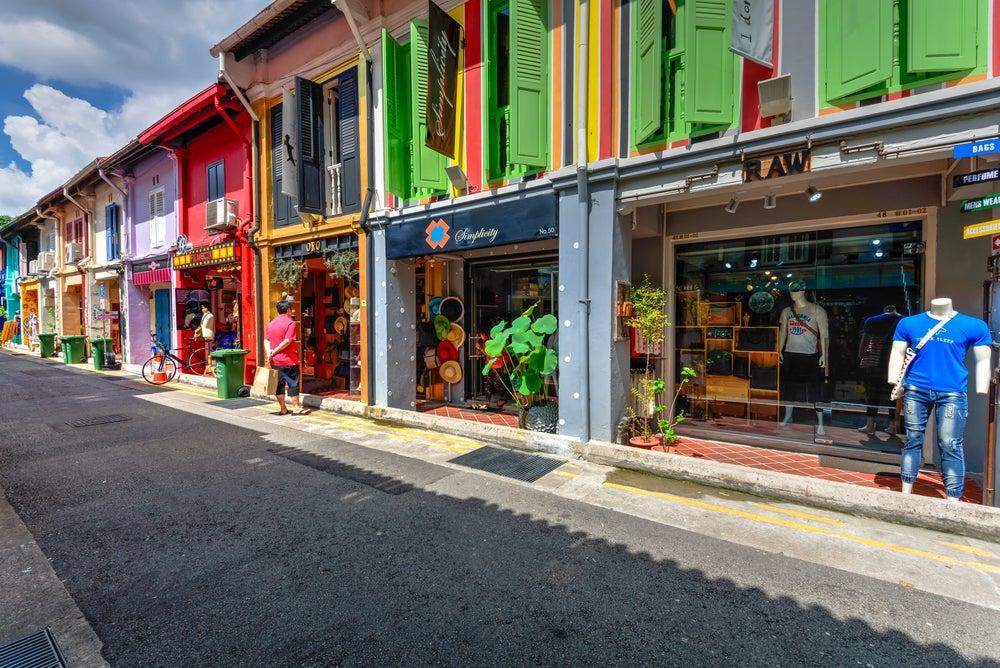 Calle de Kampong Glam