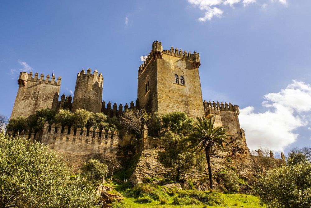 Castillo de Almodóvar del Río, uno de los pueblos más bonitos de Córdoba