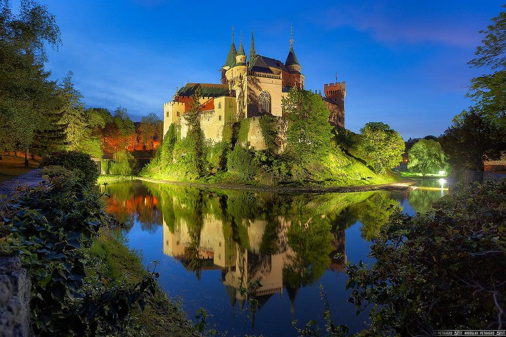 Castillos europeos poco conocidos: Bojnice
