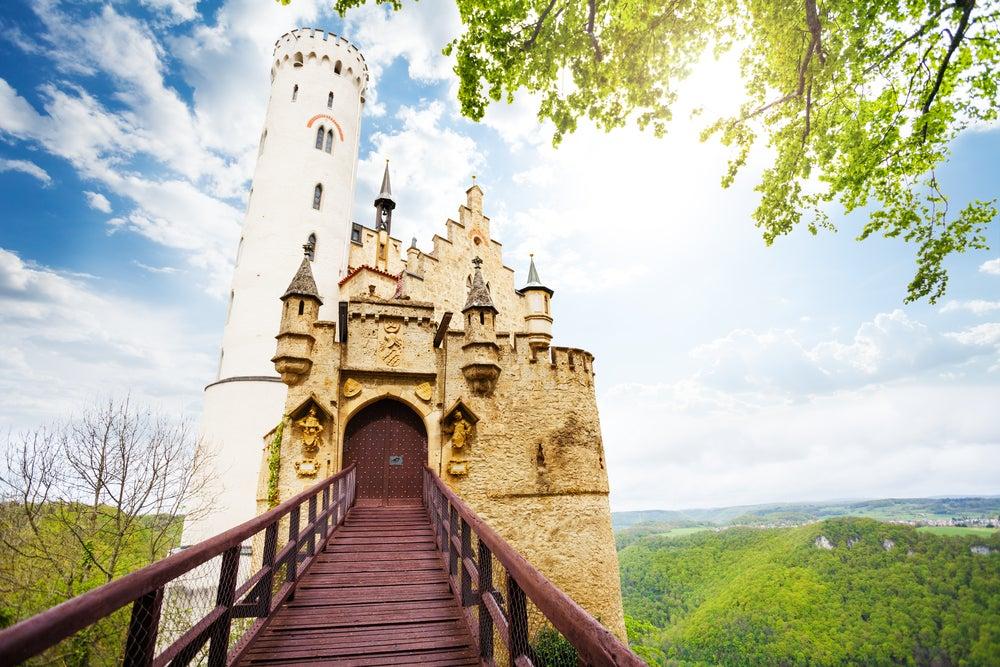Castillos europeos poco conocidos que te van a sorprender