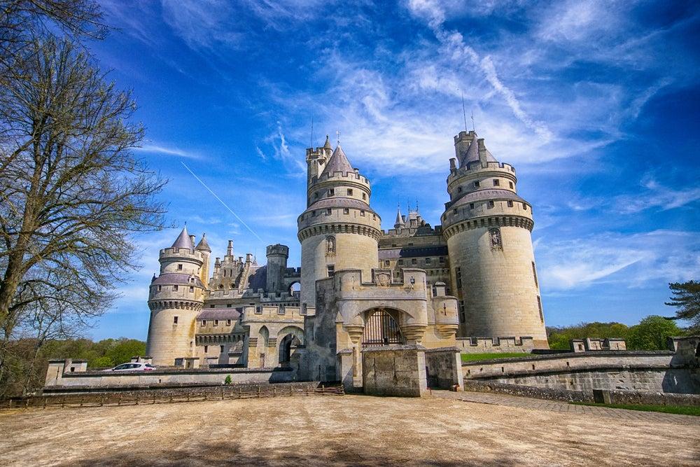 Castillo de Pierrefond